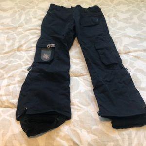Women's Burton OSI ski/snow pants Size small